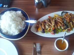 Asiatisch Essen
